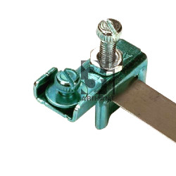 Adjustable Earth Clamps