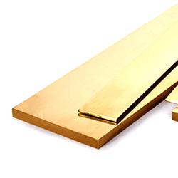 Brass Flat Extrusion Bar