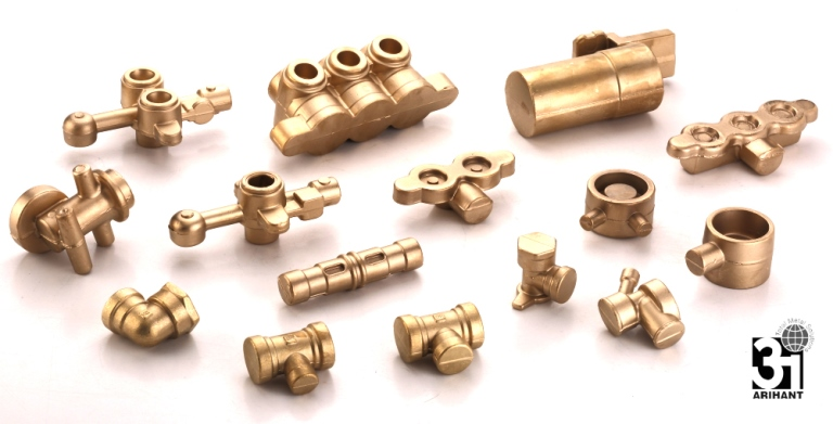 Forging Fittings parts