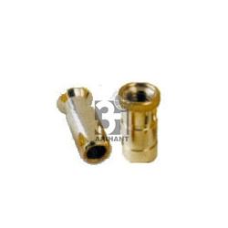 Brass Round Stud Anchors