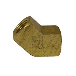 red-brass-elbow-45-degree