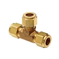 brass-compression-tee