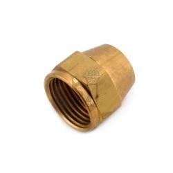 brass flare caps