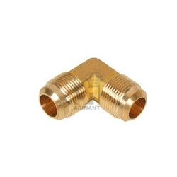 brass flare fitting 90 degree