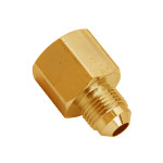 brass flare to fips adapters