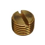 brass-plug-slotted