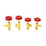Canteen Burner Valves F Type